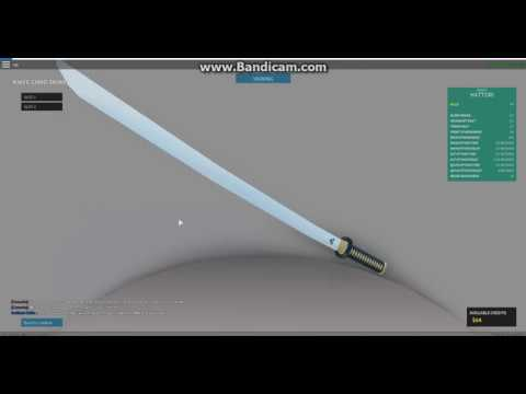 HOW TO MAKE THE YING AND YANG SWORD SKIN-Roblox Phantom Forces