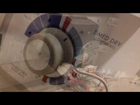Dryer Dial Repair