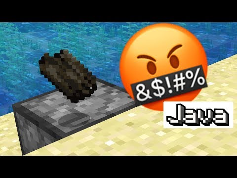Things I HATE from 1.13 Minecraft