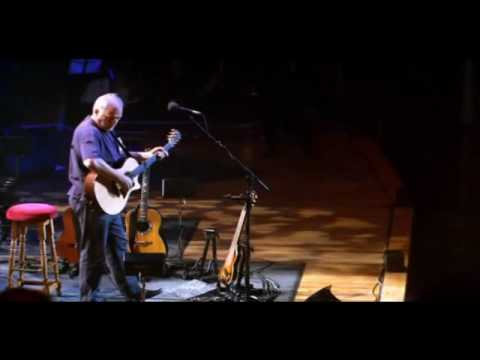 David Gilmour-shine on you crazy diamond (live acoustic)