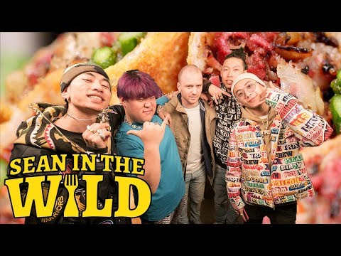 Higher Brothers and Sean Evans Review NYC Chinese Food   Sean in the Wild