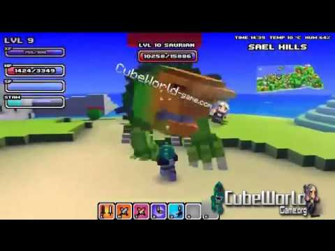 Cube World Free Download [PC Game] [2013] Alpha
