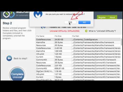 How to Remove Malwarebytes 3.0 on your macOS and Mac OS X?