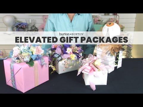 Creative Solutions™ Design Lab: Elevated Gift Packages
