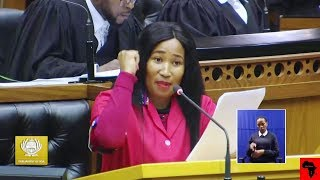 EFF MP Koni Hits Back At Yunus Carrim And The ANC