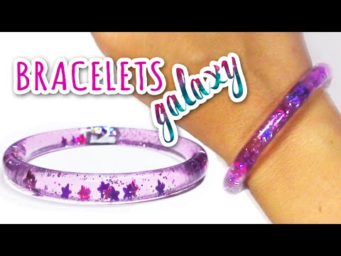 DIY crafts: WATER BRACELETS