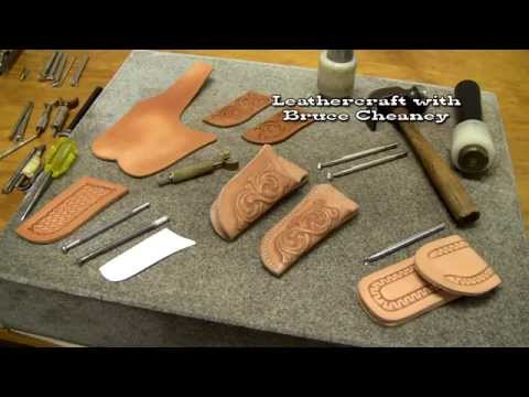 Knife Sheath Making | Part 3 | How to make Leather Pocket Knife Sheaths for Folding Knives