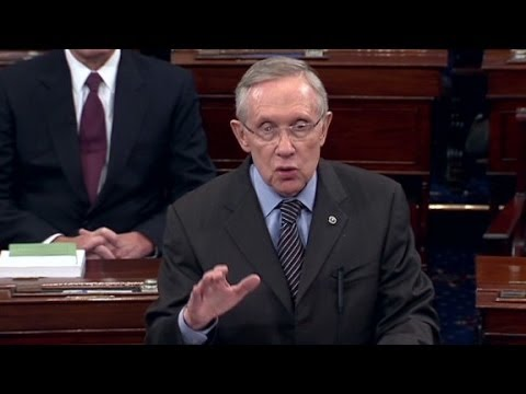 Reid proposes controversial rule change to filibusters