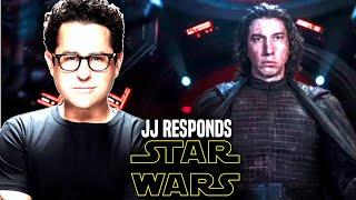 Download Star Wars! JJ Abrams Responds To Criticism! The Rise Of Skywalker & More (Star Wars News) Video