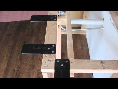 HOW TO : Measure the Overhang for a Bar Stool Area Counter