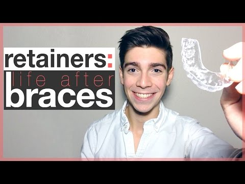 Retainers: Life After Braces [Braceface ep. 14]