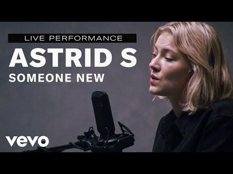 Xxx Mp4 Astrid S Quot Someone New Quot Live Performance Vevo 3gp Sex