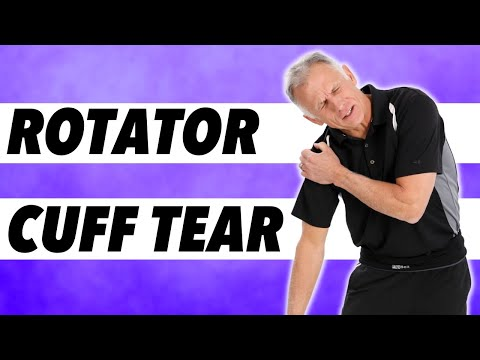 Is Your Shoulder Pain a Rotator Cuff Tear? How to Tell & What to Do If It Is.