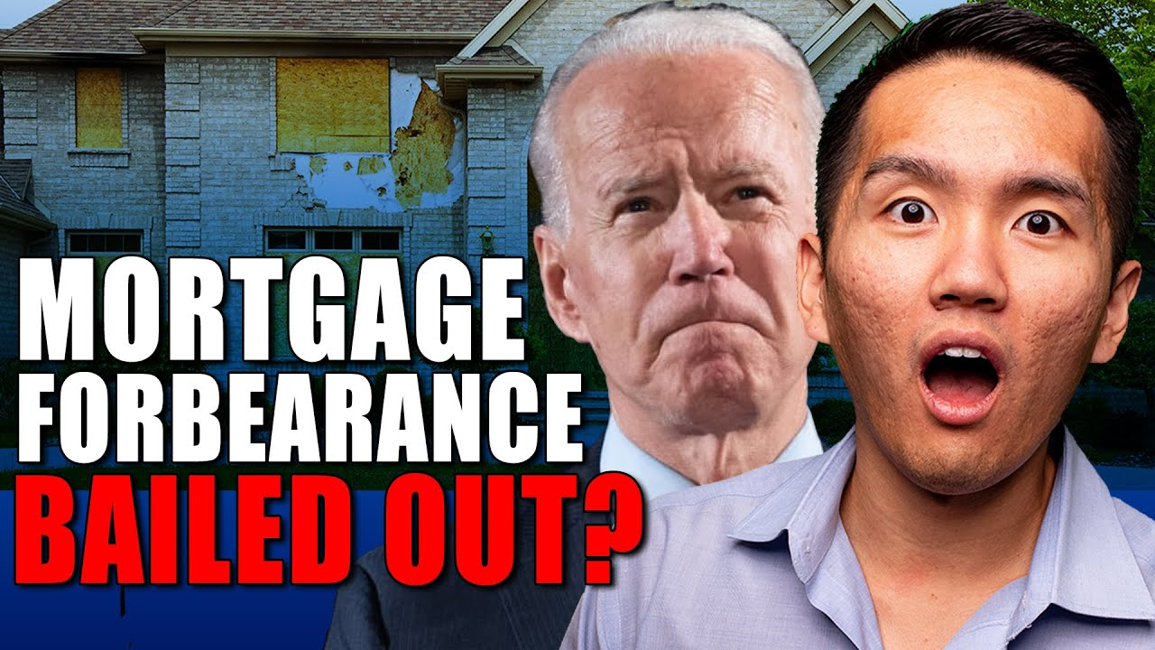 Mortgage Forbearance Update:  Mortgage Crisis Bailout?!?!