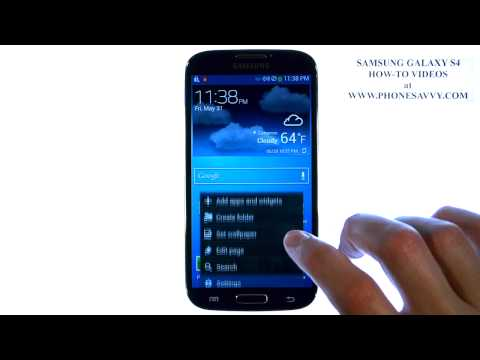 Samsung Galaxy S4 - How Do I Enable Swype Text Messaging