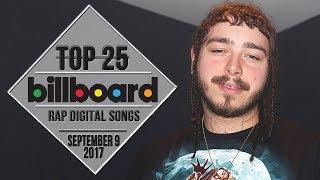 Top 25 • Billboard Rap Songs • September 9, 2017 | Download-Charts
