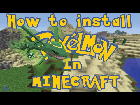 HOW TO: Install Pixelmon in Minecraft