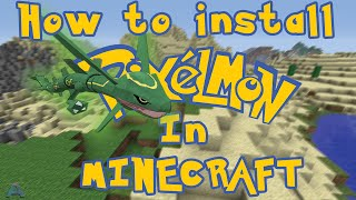 How To Install Pixelmon In Minecraft