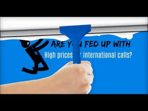 International calls with CozyTel.com