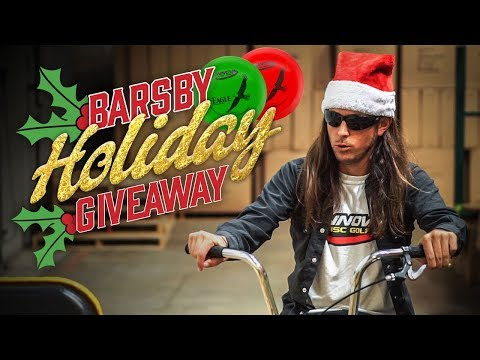 Barsby Holiday Giveaway