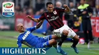 Milan - Sassuolo 2-1 - Highlights - Matchday 9 - Serie A TIM 2015/16