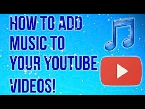 HOW TO PUT ANY NON COPYRIGHTED MUSIC ON YOUR YOUTUBE VIDEOS ON YOUR IPHONE!   IOS 9