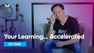 How To Learn Anything In Half The Time | Jim Kwik