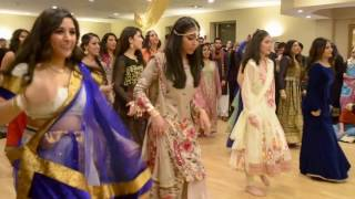 Mock Shaadi 2017: Bride Side vs Groom Side Dance