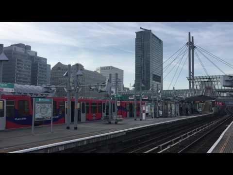 Dockland Light Rail London