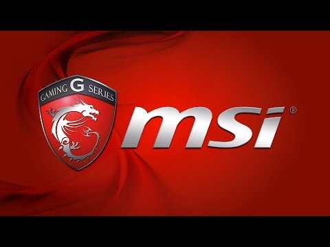 My New System - MSI Apache Pro Gaming Laptop