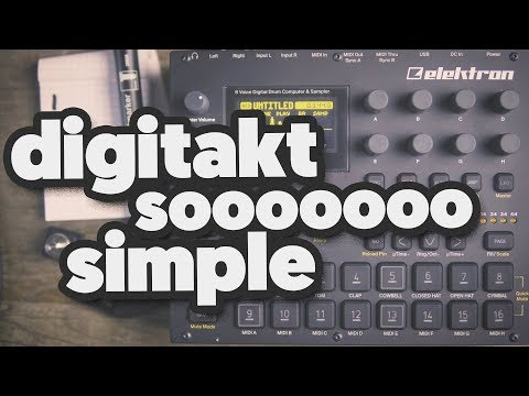 DIGITAKT: Sooooooo simple! [ a-beat-a-day ]