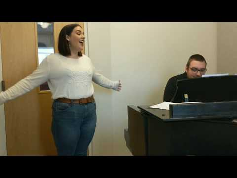 I Want To Be Tall by Jenna Marbles - Broadway Version (Performed by Daniel Ruffing & Victoria Shell)