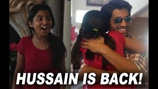 HUSSAIN IS BACK! - DhoomBros (ShehryVlogs # 114)