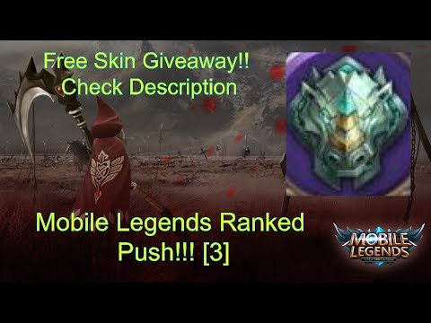 EPIC RANKED PUSH - Mobile Legends Road to Mythic [3]
