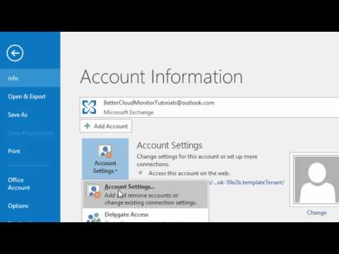How to Have Replies Go to a Different Address in Outlook