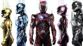 Power Rangers SUPERCUT - all clips and trailer (2017)
