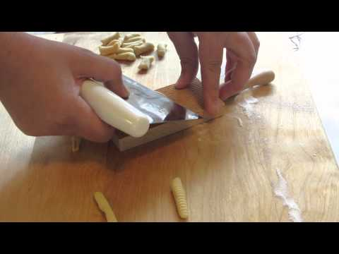How to make Gluten Free Cavatelli