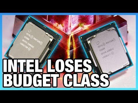 Intel Pentium G5600 Review vs. 2200G, 2400G, & R3 1300X