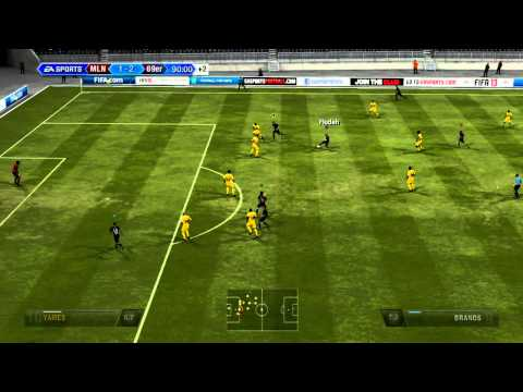 FIFA 13 - ''Electric'' Pro Clubs Compilation