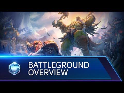 Alterac Pass Battleground Overview