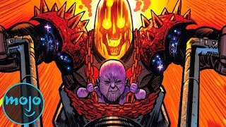 Download Top 10 Times Marvel Superheroes Got New Powers Video