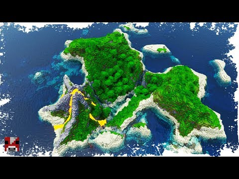 Minecraft Timelapse - EPIC Jungle Biome Transformation! - (WORLD DOWNLOAD)