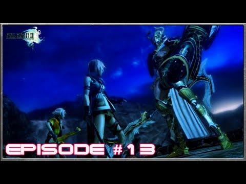 Final Fantasy 13 - Odin, Keeper Of Truth, Destroyer Of Corruption - Episode 13