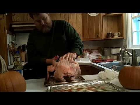 Scott Hates Cooking:  Spatchcocking