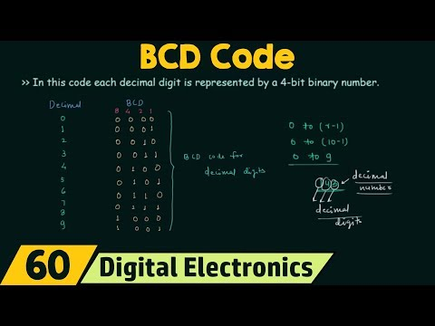 Binary Coded Decimal (BCD) Code