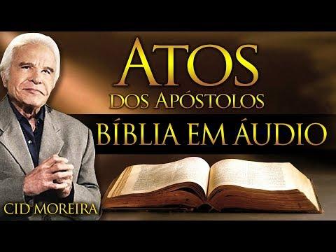 Xxx Mp4 A Bíblia Narrada Por Cid Moreira ATOS DOS APÓSTOLOS 1 Ao 28 Completo 3gp Sex