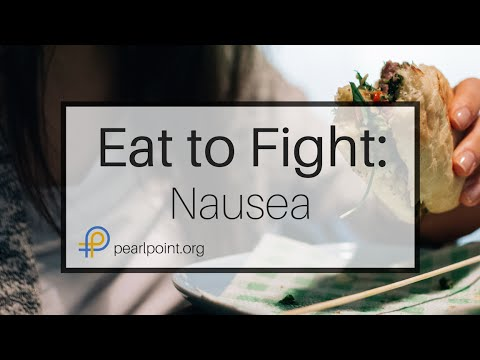 Eat To Fight: Nausea