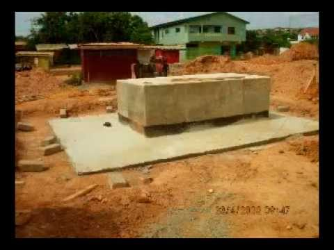 transformer's concrete foundation from A to Z