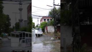 Sexy weather in lahore garden town