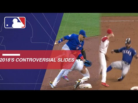 See some of 2018's most controversial slides